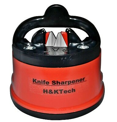 H&Ktech RED World's Best Knife Sharpener Brand New 100% Genuine UK Stock