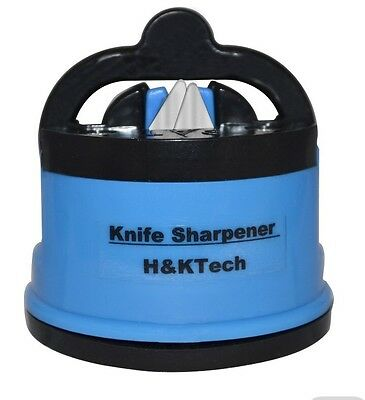 Knife Sharpener H&KTECH  Classic BLUE World's Best 100% Genuine