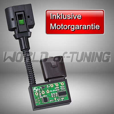 Micro Chiptuning Ford Mondeo 2.2 TDCI 114kW/155PS Tuningbox Powerbox
