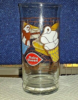 1988 Dairy Queen Glass Free Shipping