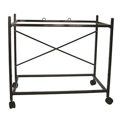 YML 2 Shelf Stand for 2424 and 2434 Black - 4124BLK