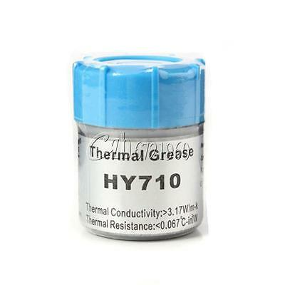 20g Silver Compound Thermal Conductive Grease Paste Cooling For CPU GPU Chipset