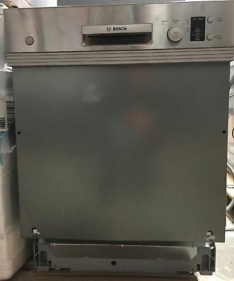 BOSCH Dishwasher Can be integrated A+ SN59E502NL