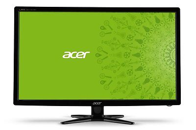 Acer G6 Series G246HL 24-Inch Screen LED-Lit Monitor