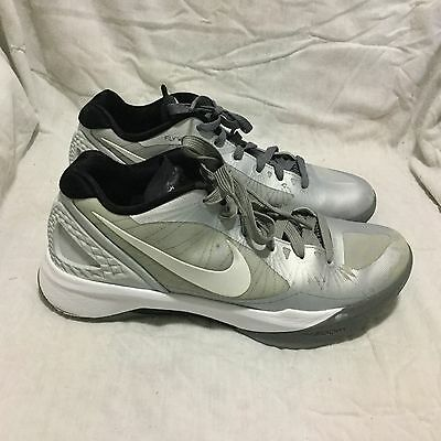 Women's Nike Hyperspike Volleyball Basketball Shoes - Grey Black ( Size 10.5 )