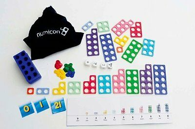 Numicon: Homework Activities Intervention Resource - 'Maths Bag' of Resources