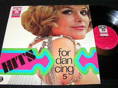 FRED SILVER BAND Hits for dancing 5 / 60s German LP HÖR ZU COLUMBIA SHZE 263