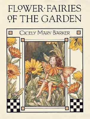 Flower Fairies of the Garden, Barker, Cicely Mary, Very Good Condition Book, ISB
