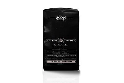 Adore JACKSON - Aromatic, Caramel & Chocolate Adore Estate Blends
