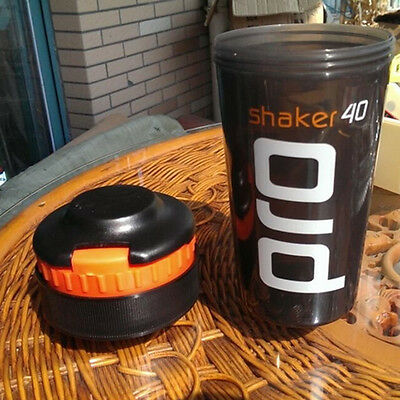 Fashion Shaker Pro40 700ml Protein Blender Mixer Fitness Water Bottle Cup