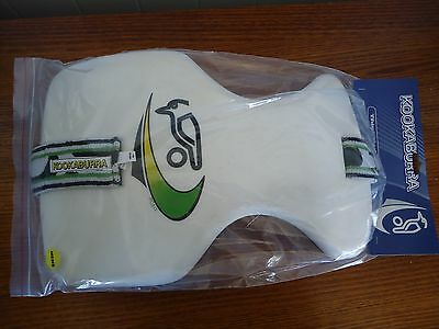Cricket Chest Protector Guard Kookaburra Mens Size Protection Lightweight New