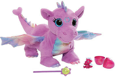 Zapf Creation Baby Born Interactive Zauberdrache (Lila)