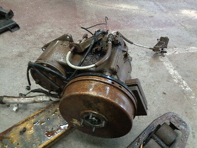 Land Rover Discovery 2 Td5 Transfer Box With Diff Lock