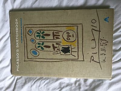 PABLO PICASSO - Sketchbook - The Complete Portfolio from 1960 - LTD OF 250 ONLY