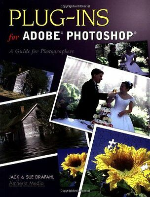 PLUG-INS FOR ADOBE PHOTOSHOP : A Guide for Beginners: A Guide for Photographers