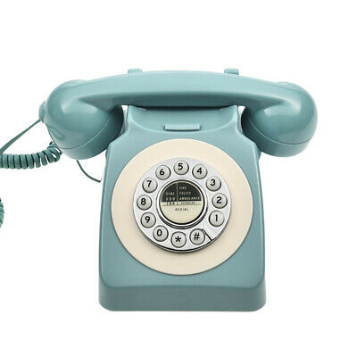 Classical Ceramic Desk Telephone Best Birthday Gift Idea for Parents for Mother