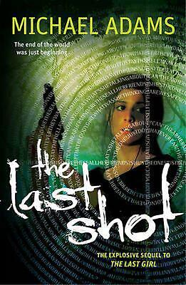 The Last Shot by Michael Adams Paperback Book Free Shipping!