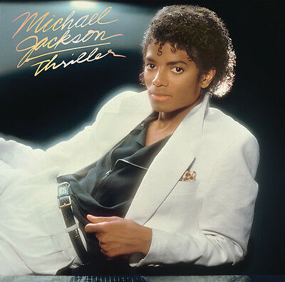 Michael Jackson - Thriller [New Vinyl]