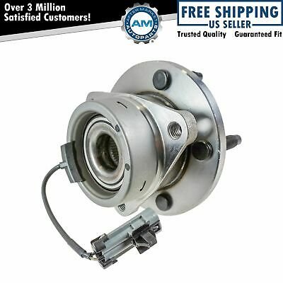 Front KUGEL Wheel Bearing And Hub Assembly Pair Fits Chevrolet HHR