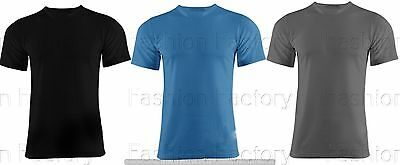 2x Mens Thermal Short Sleeve T-Shirt Extreme Hot Warm Winter Underwear Vest Top