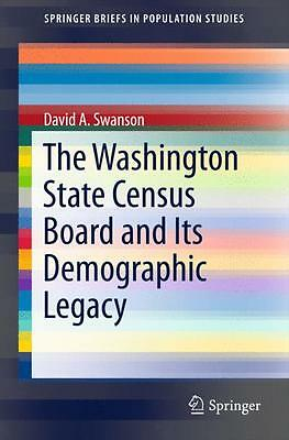 The Washington State Census Board and Its Demographic Legacy