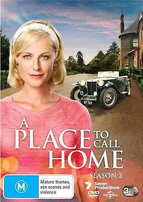 Place To Call Home, A: Season 2 - DVD Region 4 Free Shipping!