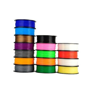 ABS 1.75mm 3mm 1kg for 3d printer filament Printing plastic Consumables Material