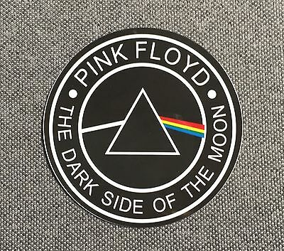 PINK FLOYD THE DARK SIDE OF THE MOON Sticker 2.25in Music Rock Band si