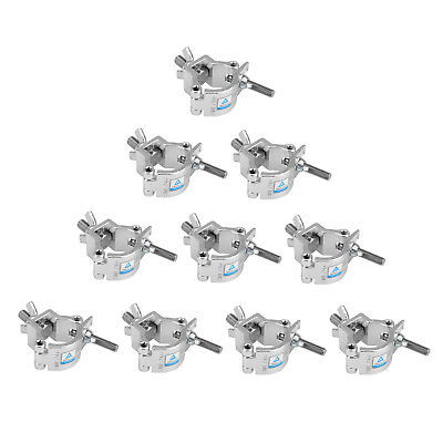 Stage Light O Clamps 165 LBs DJ lighting Hook Mount US 5-Pack Alloy Stand Truss