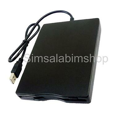 1.44Mb Portable USB Floppy Disk Drive Diskette Reader Writer for PC Laptop