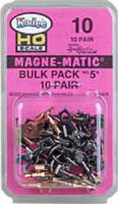 Kadee Magnetic Couplngs Bulk Pack Of 10 Pairs No 5 Coupling