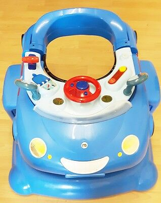 Mothercare Racing Convertible car baby walker***PRE-OWNED***