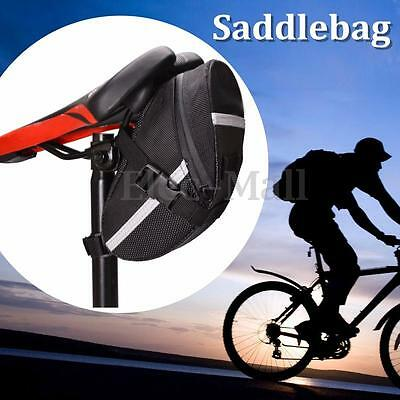 Cycling Bicycle Bike Saddle Outdoor Pouch Seat Waterproof Bag Case Package