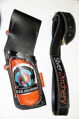 H.c.h Custom Quiver With Belt , Field Rh