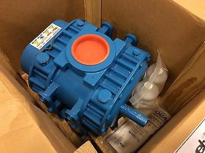Tuthill 4606046L2 ROTARY POSITIVE DISPLACEMENT BLOWER (NEW IN BOX)