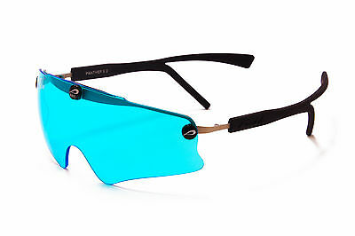 Pilla Archery Glasses- Panther X2 Frame With 60Dc Lenses, For Indoor Shooting