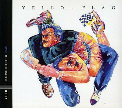 Yello - Flag [New CD] Holland - Import