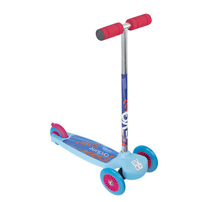 EVO Boys Children Move And Groove 3 Wheel Push Scooter Street Outdoor Toy Game