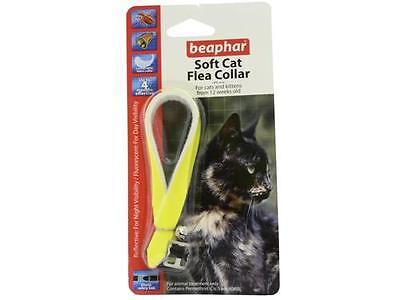 Beaphar Flea Collar for cats, fluorescent  finish 2 PACK OFFER