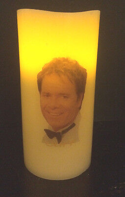 CLIFF RICHARD ELECTRONIC FLICKERING CANDLE flameless Col