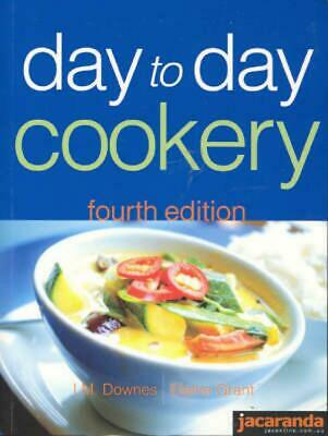 Day to Day Cookery by I.M. Downes Paperback Book