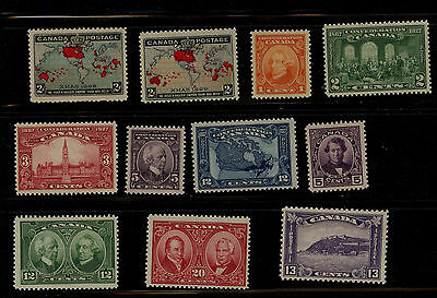 Canada  nice lot of mint stamps , most  NH            KEL1001