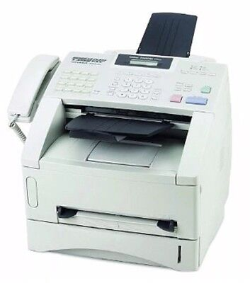 Brother BRTFAX4100E IntelliFax Plain Paper Laser Fax/Copier Brand New