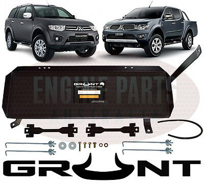 Grunt 4X4 Dual Battery Tray System Mitsubishi Challenger 2.5L 3.2L 2.4L 3.5