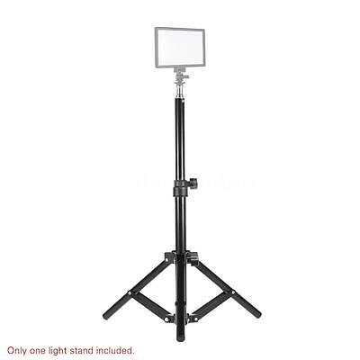 "50CM 1/4"" Aluminum Photo Studio Light Stand Tripod Flash Video Lighting Holder"