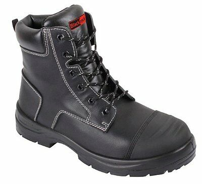 b501c66f774 BLACKROCK GUARDIAN HIGH Safety Boot - Steel Toe Cap Boots Sizes 6-13