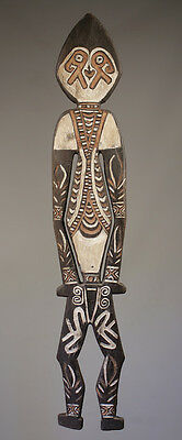 gope figure, oceanic tribal art, oceanic tribal art, papua new guinea