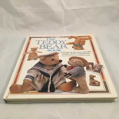 The Teddy Bear Book by Maureen Stanford, Amanda O'Neill Hardback, 1995 - (D95)