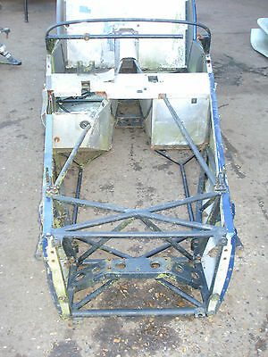 Caterham Chassis Frame (Accident Damaged)