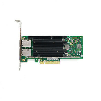Intel X540-T2 Dual-Port PCI-Express x8 Ethernet Converged Network Adapter